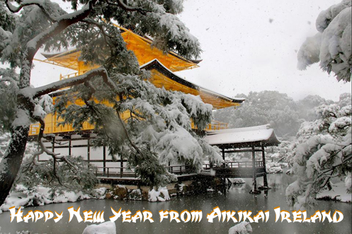Happ New Year 2017 Aikikai Ireland