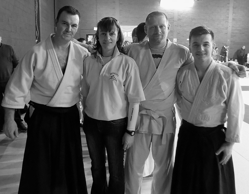 Judo Ireland Group Pic