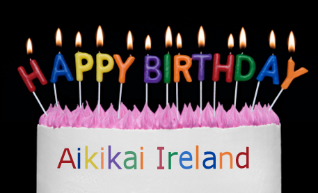 Happy Birthday Aikikai Ireland